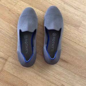 Rothy's loafer size 7.5 mocha